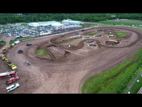 Proctor Speedway Monster Truck Rally Clips