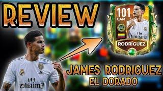USAR OU NÃO USAR O JAMES RODRÍGUEZ EL DORADO?!   FIFA MOBILE 20.