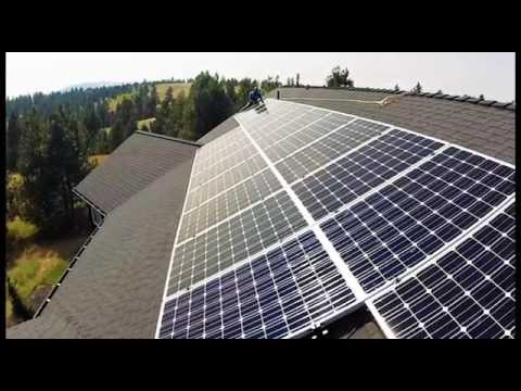 Smart Energy Today Inc. PV Solar System Install Washington State