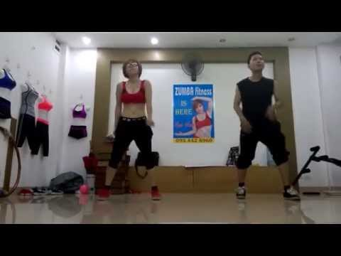 DEMO bài khởi động - lớp Hiphop dance