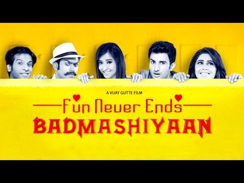 Badmashiyan Movie Promotional Event 2015 - Sharib Hashmi, Sidhan, Suzanna Mukherjee, Karan, Gunjan