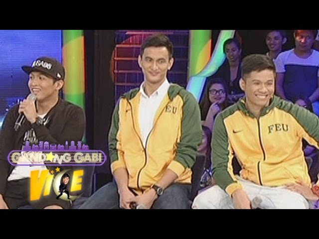 GGV: Vice pokes fun with Michael, Russel and Roger