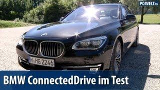BMW ConnectedDrive im Test   deutsch / german