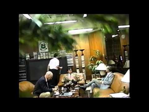 Vladivideo 073A - Reunión de Gonzalo Menéndez, Daniel Borobio y Vladimiro Montesinos