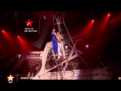 Week 8 - A sneak peak into Asha and Rithvik's performance