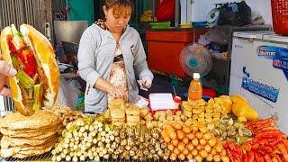 Có gì trong Bánh Mì Chả Tự Chọn 8k/lạng ở Sài Gòn