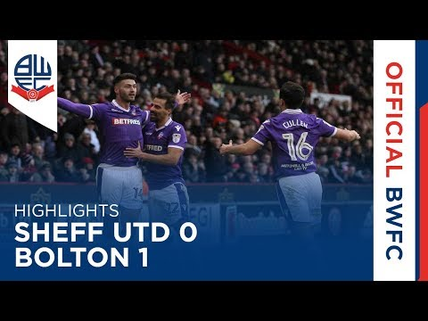 HIGHLIGHTS | Sheffield United 0-1 Wanderers