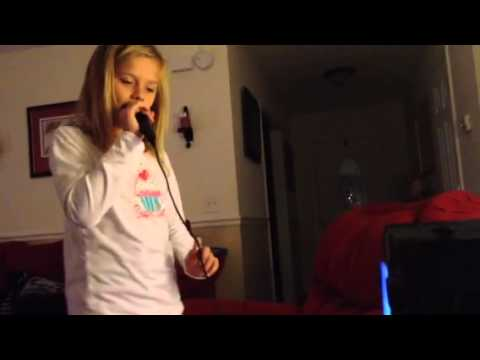 Karaoke with Addy
