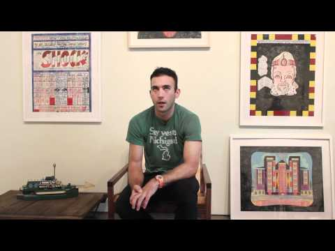 Exclusive video interview: Sufjan Stevens dishes on Celebrate Brooklyn fragman
