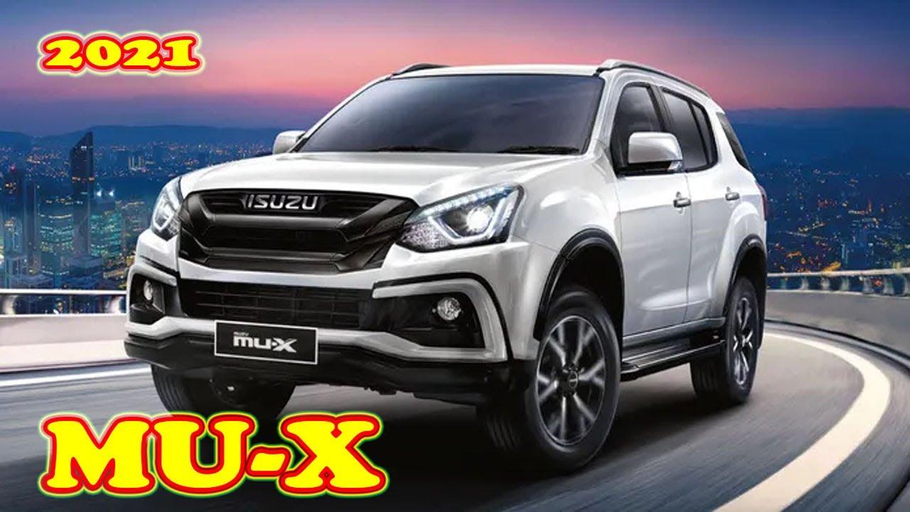 2021 Isuzu Mux Australia 2021 Isuzu Mux Release Date New Isuzu Mux 2021 3 0l Powerful Suv Youtube
