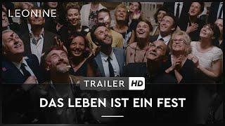 Das Leben ist ein Fest - Trailer (deutsch/german; FSK 0)