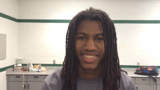 Detroit Cass Tech 2017 safety Jaylen Kelly-Powell talks Michigan and Michigan State.