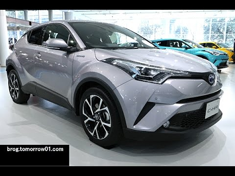 toyota c hr hybrid g silver 2 youtube. Black Bedroom Furniture Sets. Home Design Ideas