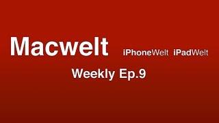 Macwelt Weekly 9 - Mac OS Fotos Ratgeber/ iOS 8.4 Musik App/ iPhone Mehrfach-Kamerachips