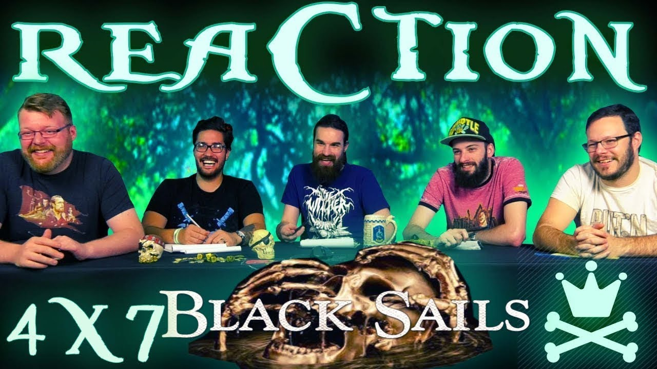 """Download Black Sails 4x7 REACTION!! """"XXXV."""""""