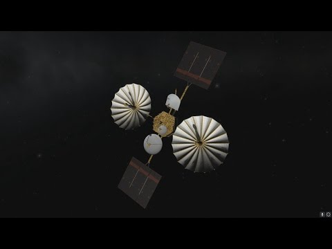 TDRS Space Shuttle Challenger - RSS/RO/RVE Cinematic