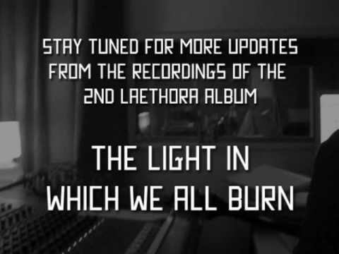 LAETHORA - Studio report #1