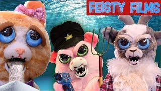 Feisty Twisted Nursery Rhyme Compilation!