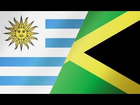 Copa América 2015 Uruguay Vs Jamaica 1-0 full match [HD]