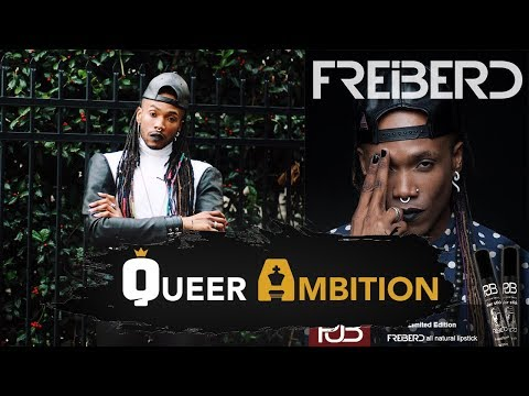 Queer Ambition: FREiBERD | The Music Industry, Fashion & Finding Your Own Sound ep.9