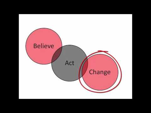Believe, Act, Change