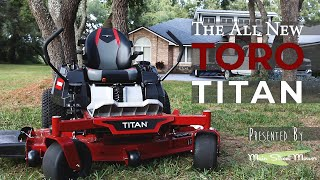 Toro TITAN 2020 Zero Turn Mower/ Can it handle thick grass?  Review and testing - MainStreetMower