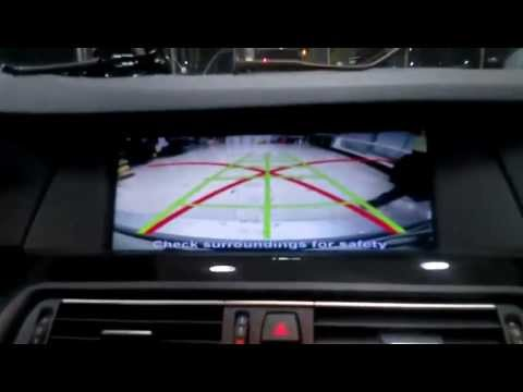 BMW 4PIN, 6PIN VIDEO INTERFACE WITH PAS
