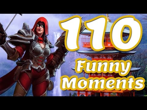 Heroes of the Storm: WP and Funny Moments #110