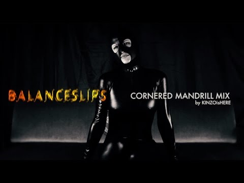 KINZOisHERE - Balanceslips (Cornered Mandrill Mix)