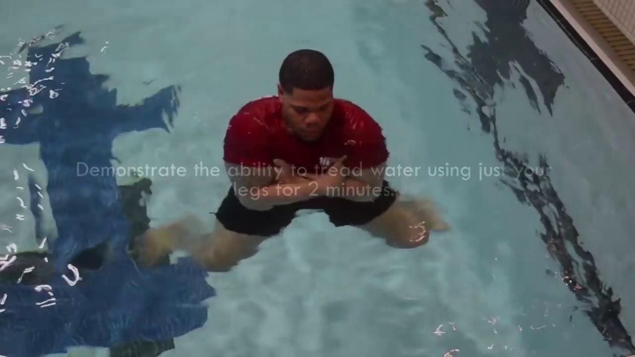 08e3947c56bd Lifeguard Pre -Test - YouTube