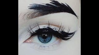 Instagram inspired eye makeup tutorials  #Instagram #beauty