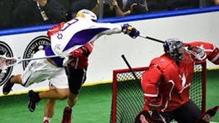 Canada vs Iroquios U17 Slow Mo Lacrosse Highlights