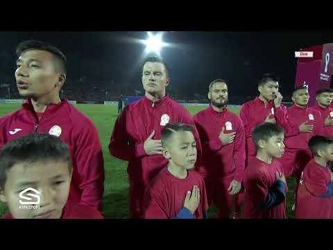 Футбол / Кыргызстан - Мьянма / 1-тайм