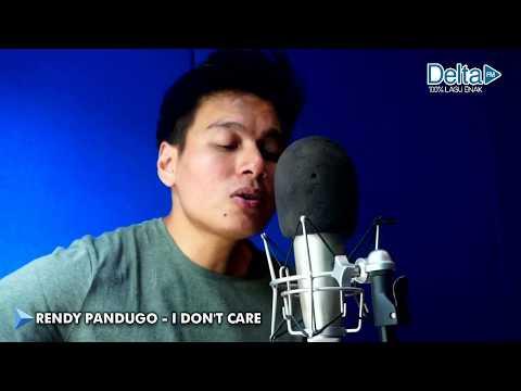 I DON'T CARE - RENDY PANDUGO (live At Delta FM)