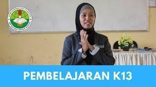 Pembelajaran K13 Bahasa Indonesia SMP Bustanul Makmur Genteng