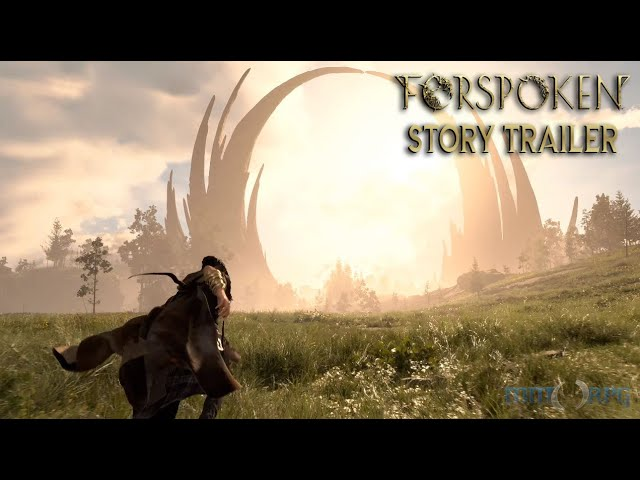 Forspoken Story Introduction Trailer