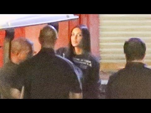 Kim Kardashian RESURFACES At Kanye Concert - KUWTK Resumes Filming