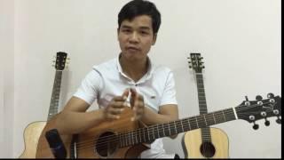 Bài 3:Hướng dẫn guitar chùm 2 và chùm 3, cách giữ nhịp, cách lead đúng nhịp