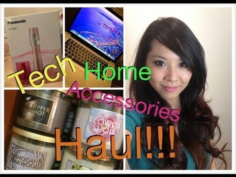 Holiday Haul: Tech, Accessories, and Home haul!