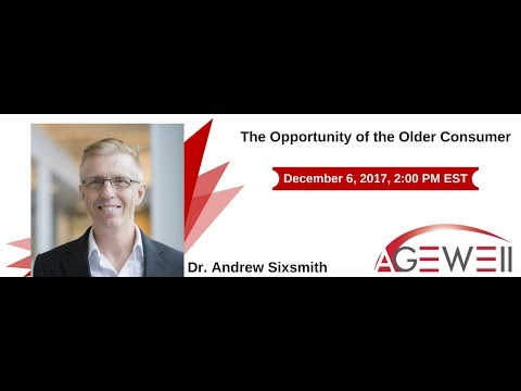 The Opportunity of the Older Consumer