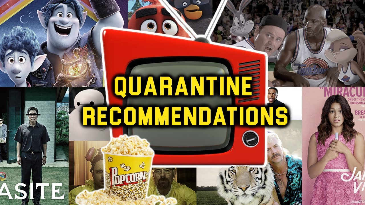 What Are We Watching During Quarantine? | Coog Cinema Reviews