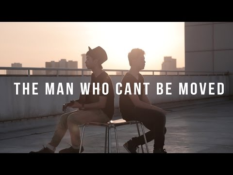 The Man Who Can't Be Moved - The Script | BILLbilly01 ft. Third Keeth Cover