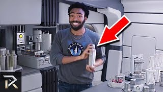 This Is How Donald Glover Spends His Millions
