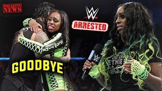 BREAKING: NEW Info On Naomi Getting Jimmy Uso ARRESTED After Horrible Situation w/ A Cop - WWE
