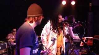 LITZ - African Herbsman (Bob Marley Cover ft. Darrell Champ) - Live at Jammin Java 2/6