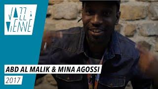 Abd Al Malik & Mina Agossi parlent d'Ahmad Jamal - Jazz à Vienne 2017