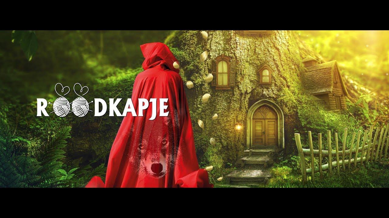 Afbeeldingsresultaat voor Roodkapje Langhout Theaterproducties