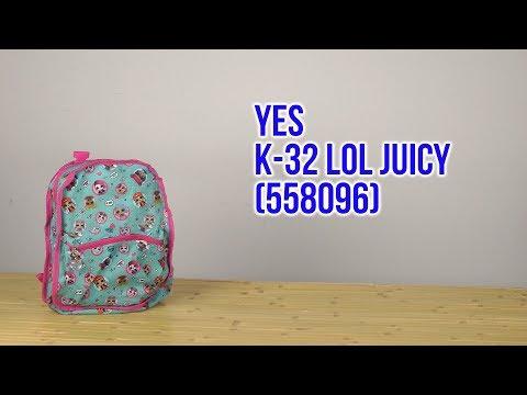 Распаковка Yes K-32 LOL Juicy 558096