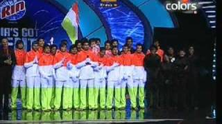 India's Got Talent Khoj (Season 2) UV Light Dance 11th september