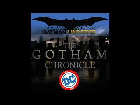 The Gotham Chronicle: Gotham at DC in DC 2018
